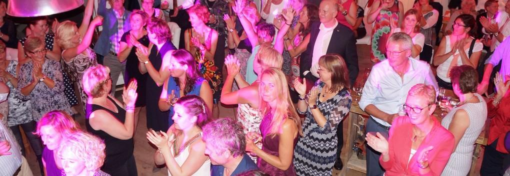 Feest geven op strand in Noordwijk feest op strand
