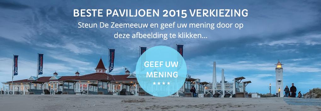 Home Strandpaviljoen De Zeemeeuw Noordwijk