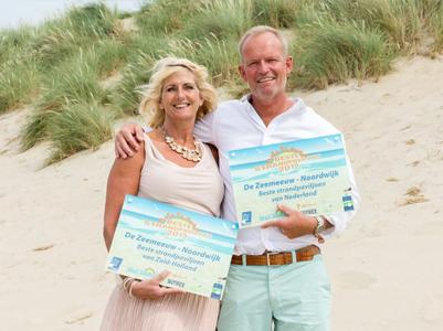 beste strandpaviljoen 2015