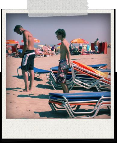 strandverhuur