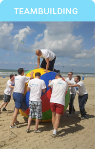 teambuilding-strand-noordwijk