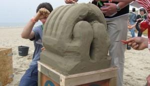 zandsculpturen-bedrijfsuitje